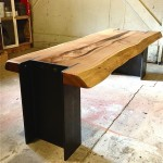 Ibeam Bench Base, for Nathan Christopher