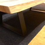 Coffee Table Base, for Nathan Christopher